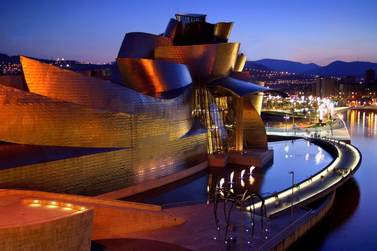 (Museu Guggenheim Bilbao/ Reprodução Internet)