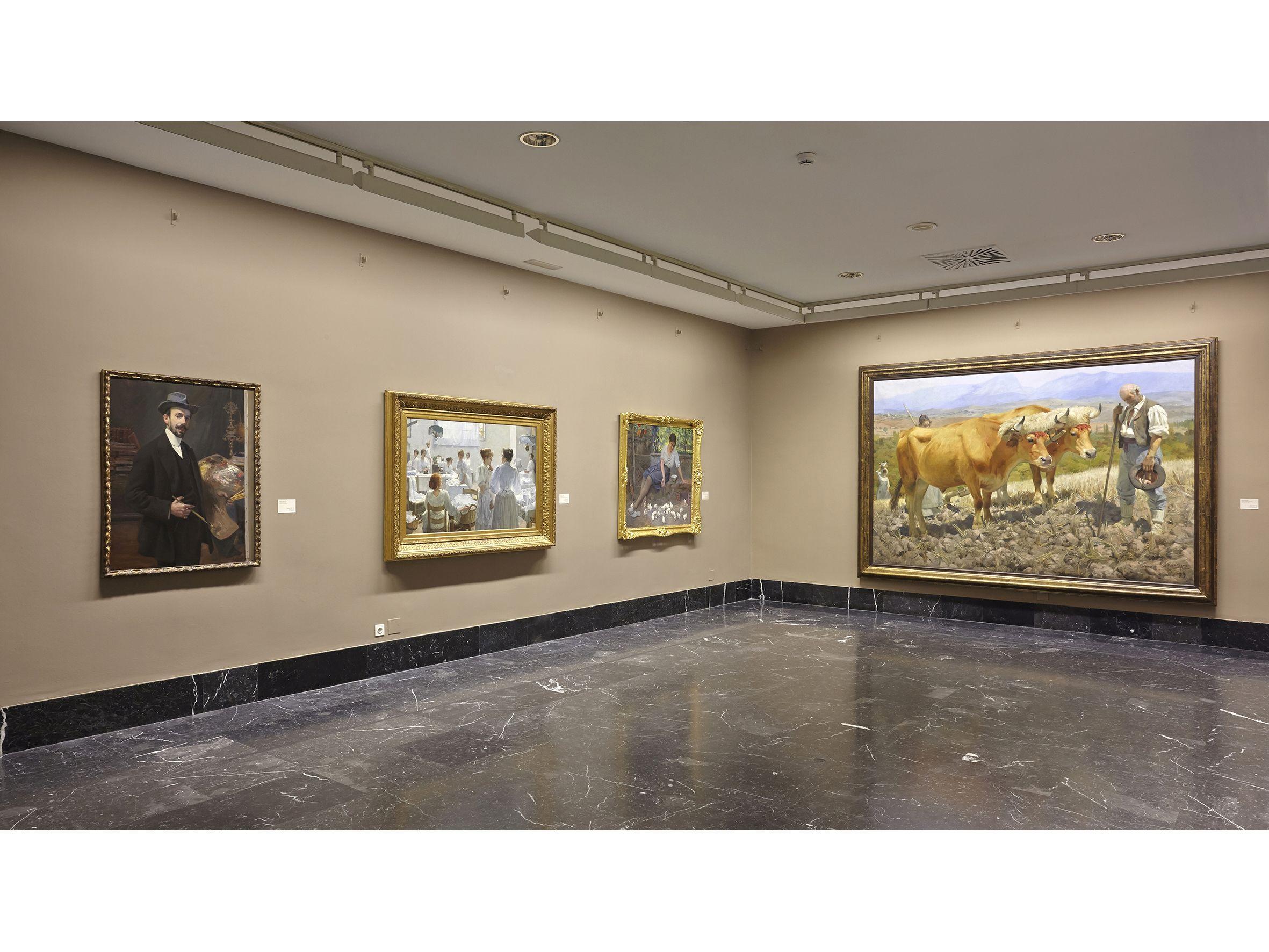 Directorio. Museo. Bellas Artes.1