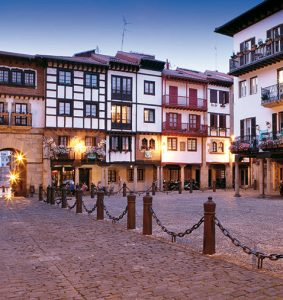 Plaza Hondarribia