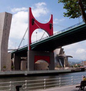 Puente de La Salve de Bilbao