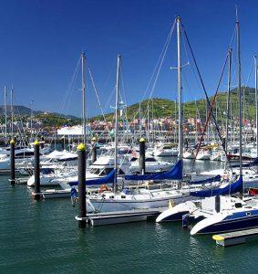 Puerto deportivo de Getxo