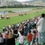 Carreras de caballos del hipódromo