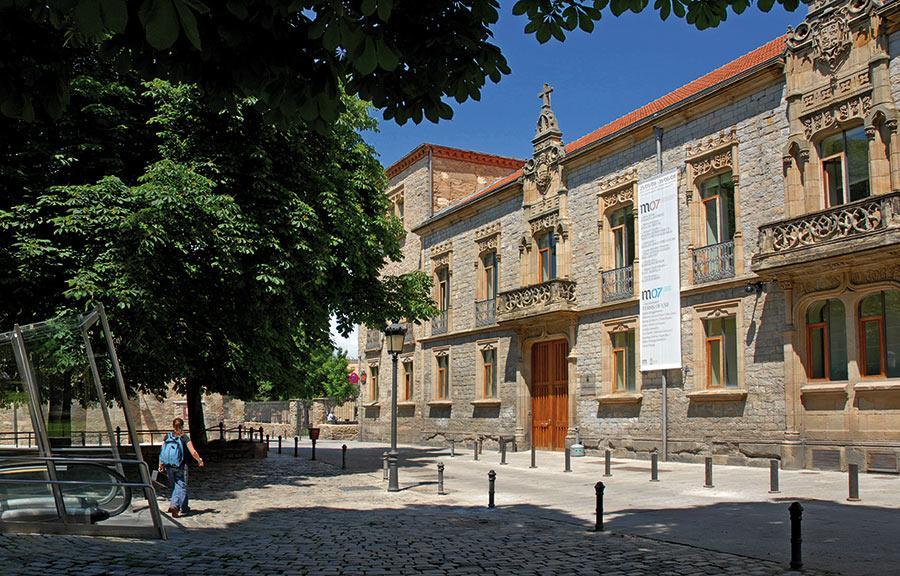 Palacio de Montehermoso