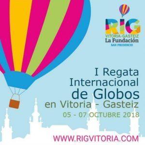 cartel regata internacional globos