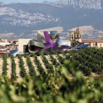 La ciudad de vino