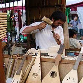 Feria Medieval de Hondarribia